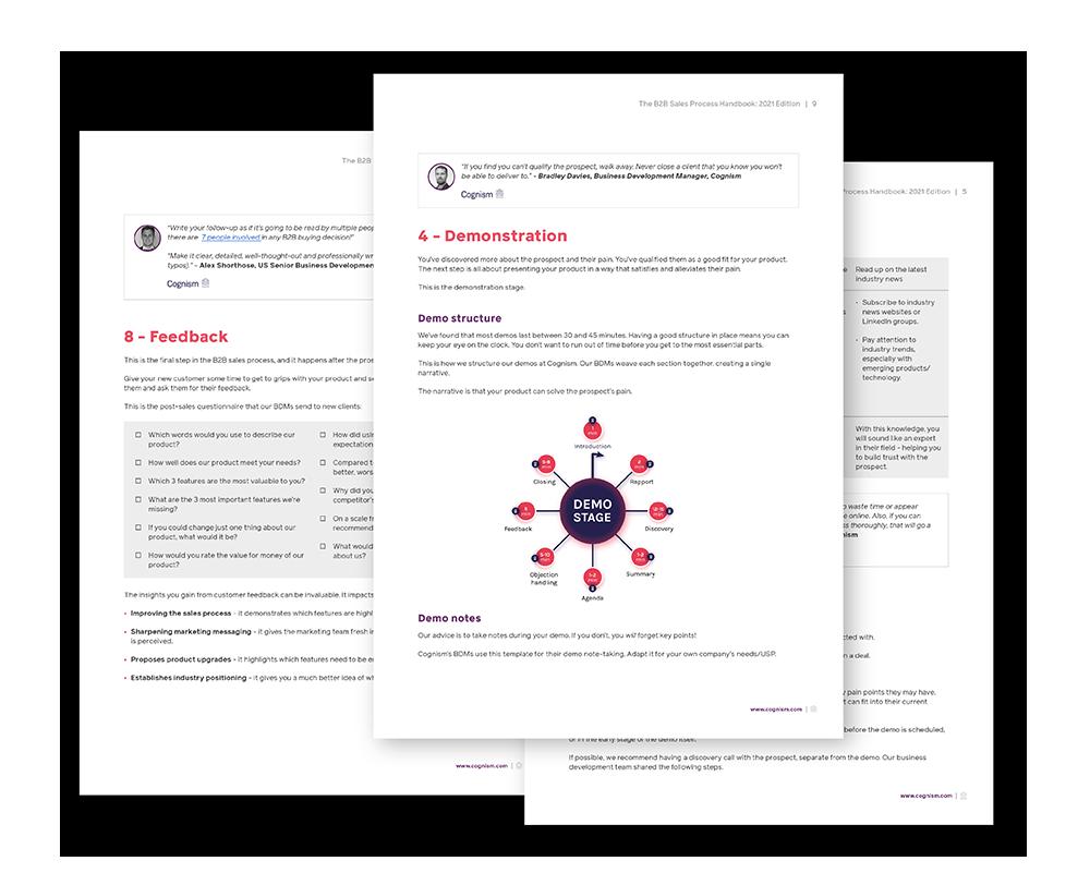Introducing the B2B Sales Process Handbook BANNERS V1 FINAL-04-2