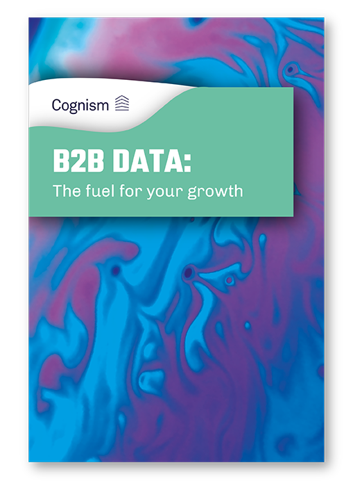 B2B Data for growth