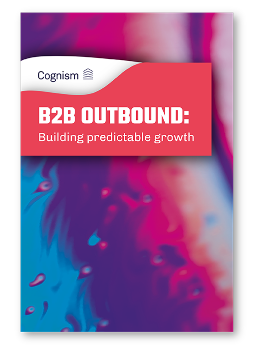 B2B Outbound for predictable growth