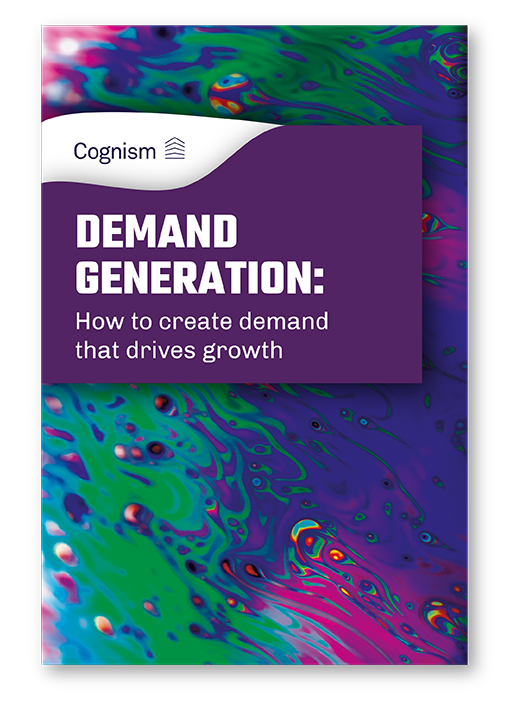 Demand generation: driving growth