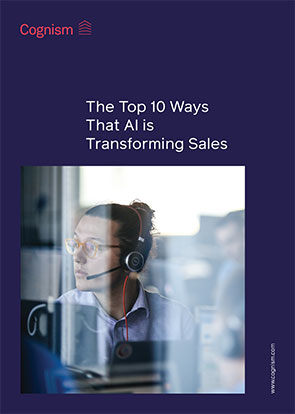 The Top 10 Ways That AI is Transforming Sales